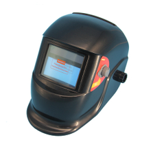 MX-8 Black Auto Darkening Welding Helmet