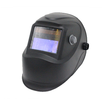 MX-L Black Auto Darkening Welding Helmet