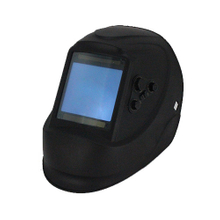 MX-M Black big viewing area auto darkening welding helmet